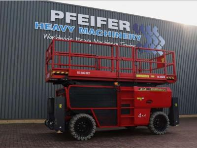 Magni DS1823RT New And Available Directly From Stock в продаже у Pfeifer Heavy Machinery