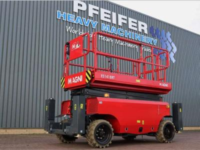 Magni ES1418RT New And Available Directly From Stock в продаже у Pfeifer Heavy Machinery