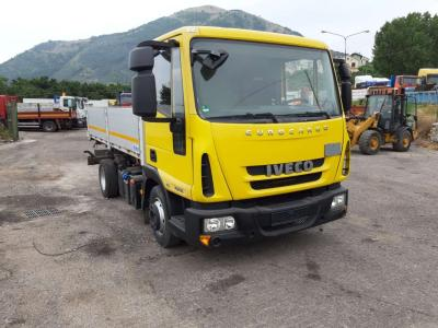 Iveco Eurocargo ML75E16  (PM 804) в продаже у Procida Macchine S.r.l.
