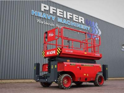 Magni DS1418RT New And Available Directly From Stock в продаже у Pfeifer Heavy Machinery